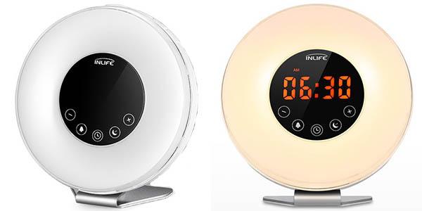 Despertador INLIFE LED Wake-up Light