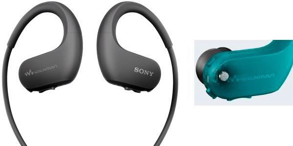 Reproductor MP3 Sony Walkman NWW413 deportivo inalámbrico