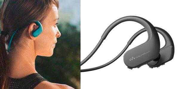 Reproductor MP3 Sony Walkman inalámbrico resistente al agua barato en Amazon