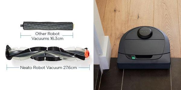 Robot aspirador de gama alta Neato Botvac D3 al mejor precio