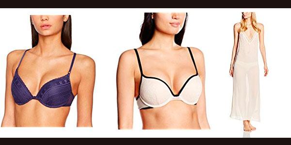 Ropa interior y bikinis de Women'secret rebajados en Amazon Moda