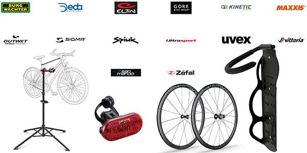 selección productos ciclismo marcas calidad Amazon