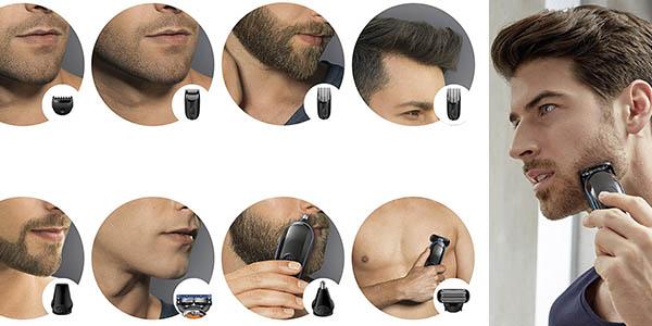 set afeitado braun MGK 3080 relación calidad precio brutal