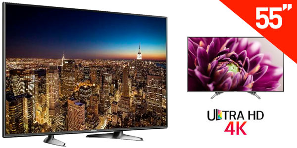 Smart TV Panasonic TX55DX600E UHD 4K de 55""