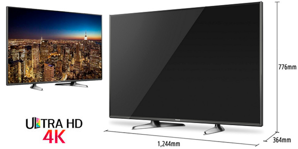 Smart TV Panasonic TX55DX600E UHD 4K