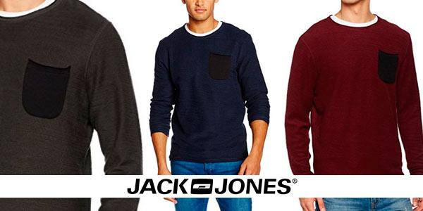 Suéter Jack & Jones para hombre a precio de saldo en Amazon