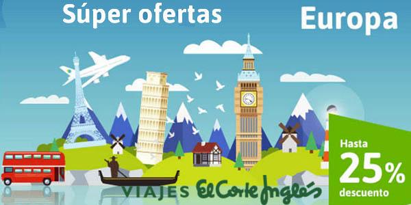 súper ofertas viajes ECI abril 2017