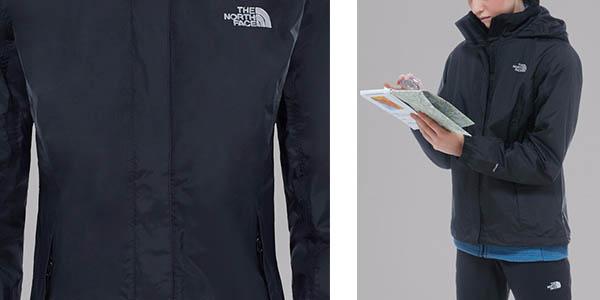 the north face resolve chaqueta impermeable cortavientos cupon descuento shopmoda Amazon