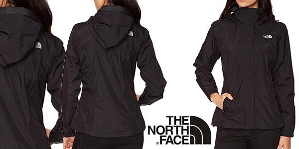 the north face resolve chaqueta senderismo mujer barata