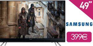 TV LED Samsung UE49K5100