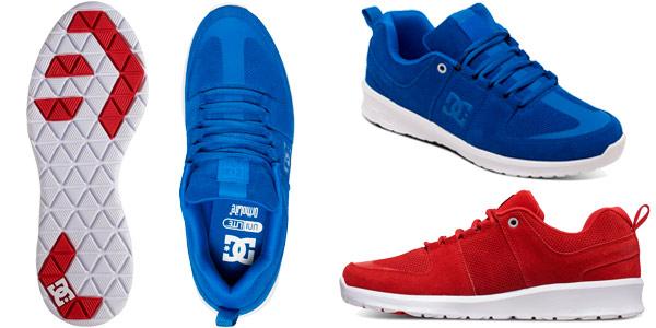 DC Shoes Lynx Lite Zapatillas de corte bajo para hombre