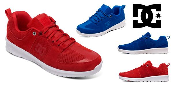 Zapatillas de corte bajo para hombre DC Shoes Lynx Lite