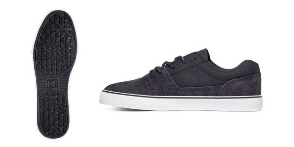 Zapatillas DC SHoes Tonik TX denim unisex baratas en eBay