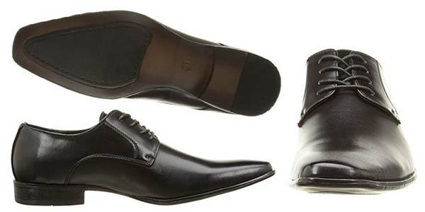 zapatos punta afilada piel sintética Casa Nova Remy