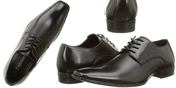 zapatos vestir hombre Casanova Remy baratos