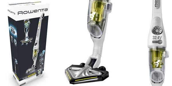 aspirador escoba Rowenta Air Force Extreme Power Pro potente sin bolsa chollo