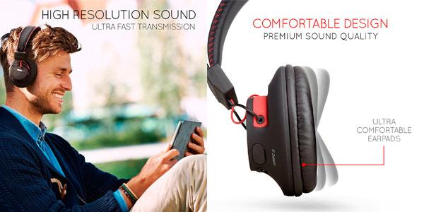 Auriculares On Ear Avantree Audition rebajados en Amazon