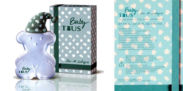 Agua de colonia Baby Tous vaporizador 100 ml chollo Amazon España