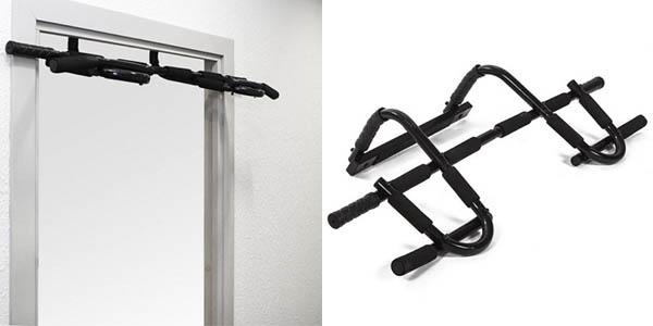 barra para dominadas y flexiones para instalar en puertas barata