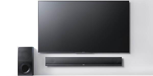 Barra de sonido Sony HTCT790 2.1 barata