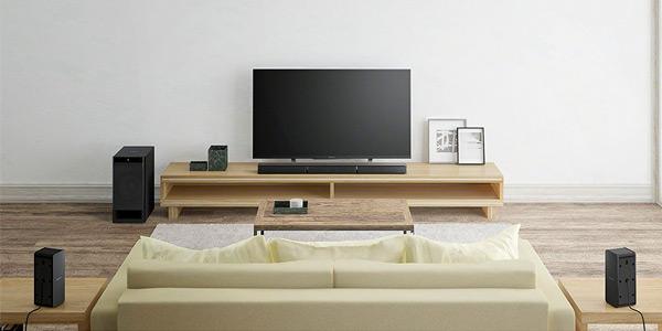 Barra de sonido 5.1 Sony HTRT3