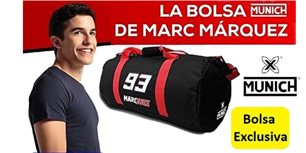 Bolsa de deporte Munich MM93 chollo en Amazon España
