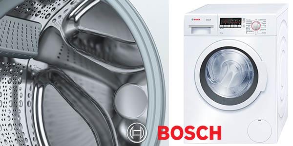 Bosch WAK24268EE lavadora 8 kilos barata