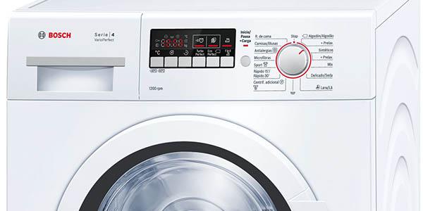 Bosch WAK24268EE lavadora gran capacidad inteligente