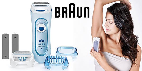 Braun Silk-épil Lady Shaver 5160 afeitadora barata