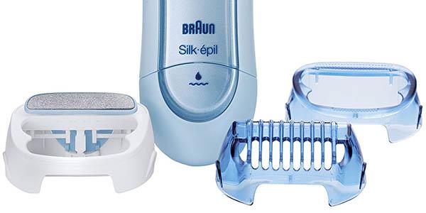 Braun Silk-épil Lady Shaver 5160 afeitadora brutal relación calidad-precio