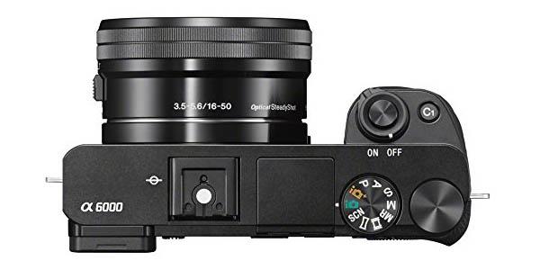 Cámara EVIL Sony A6000 barata