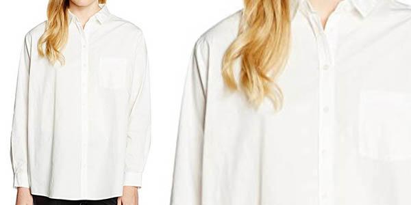 camisa de vestir para mujer Pedro del Hierro chollo