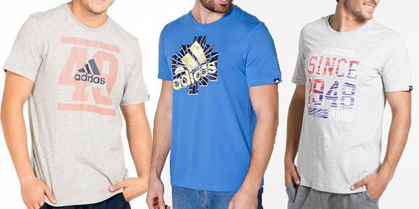 camisetas deportivas hombre rebajadas grandes marcas