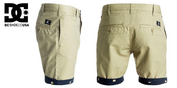 pantalones cortos Beadnell de DC Shoes para hombre chollazo en eBay