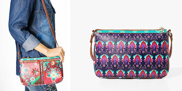 Desigual Kenia Kaitlin bolso colorido chollo