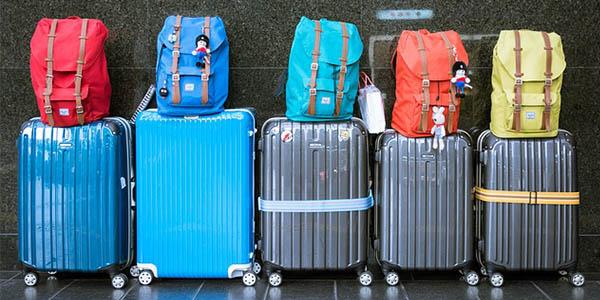 equipaje de mano medidas permitidas por las compañías aéreas
