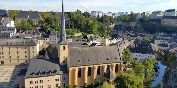 escapada 3 días Luxemburgo mayo 2017