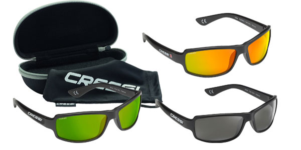 Gafas de sol Ninja de Cressi chollo en Amazon