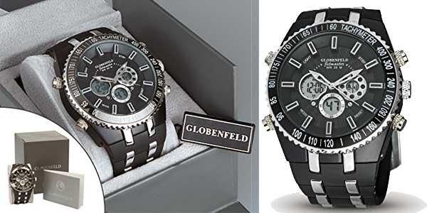 Reloj deportivo para hombre Globenfeld Jetmaster barato en Amazon España