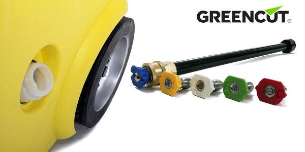 Hidrolimpiadora de alta presión Jet3800 de Greencut chollo en eBay