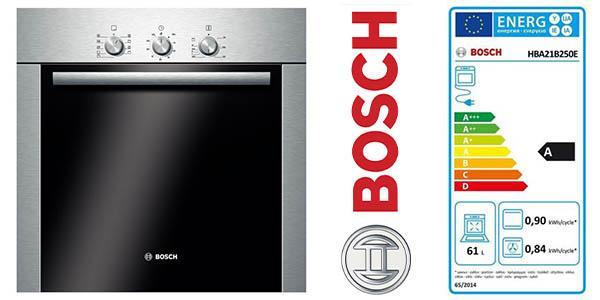 horno eléctrico Bosch HBA21B250E barato