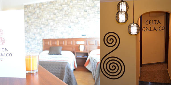 Hotel Celta Galaico Lugo barato