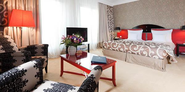 Hotel Parc Belair Luxemburgo