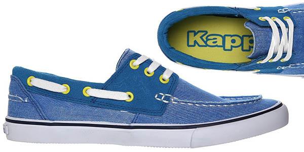 Kappa Sariddi zapatos lona cómodos