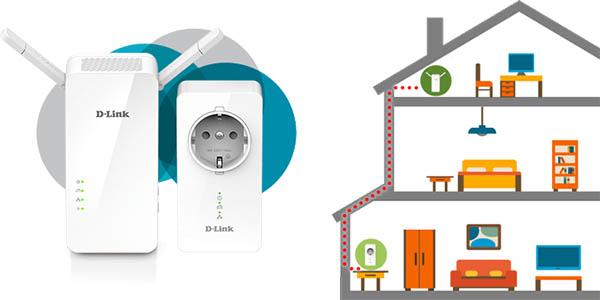D-Link DHP-W611AV WiFi AC1200