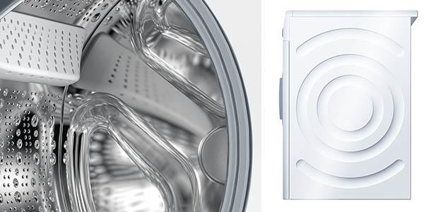 lavadora Bosch WAK24268EE sensor ahorro energía agua
