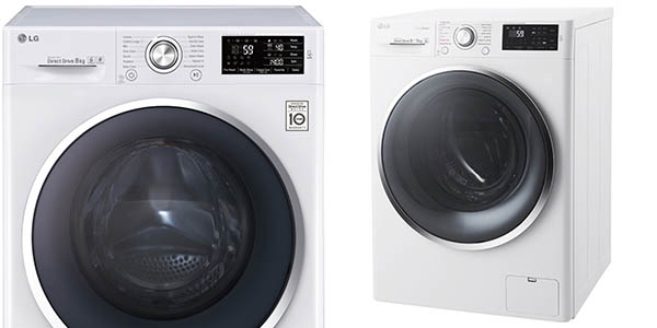 Lavadora secadora LG F14U2TDH1N