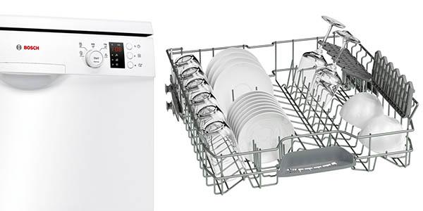 lavavajillas clase AA Bosch SMS25FW05E
