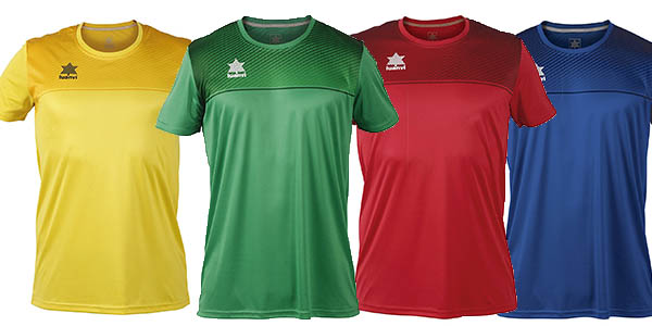 Luanvi Apolo camiseta deporte transpirable barata