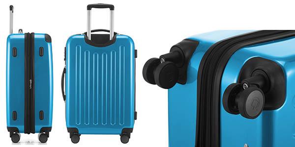 maleta rígida 74 litros cupón descuento VIAJE20 Amazon España mayo 2017